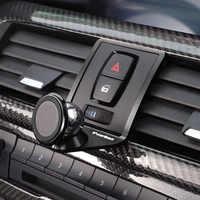 Legierung Auto Air Vent Handy Halter Trim Für BMW F22 F23 F30 F31 F34 F32 F33 F34 F35 F36 f80 F82 M4 2013-2019 Mit einem M LOGO