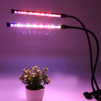 Newest 24W Growing Lamp Full Spectrum AC85 265V LED Grow Light For Indoor Hydroponics Vegetables and Flowering