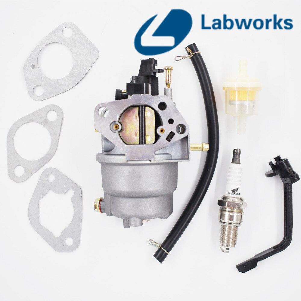 Carburetor Air Filter For GENERAC GP6500 GP6500E GP7500E GP5500 8125W Generator