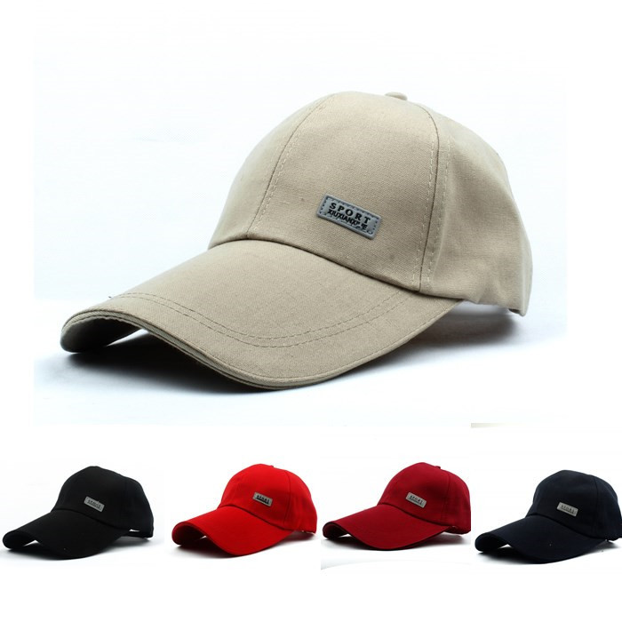 4d9d59bfbe2 2015 brand bling baseball cap sticker sports bucket hat Summer stlye polo snapback  sun hats cap With long Brim-in Baseball Caps from Men s Clothing ...