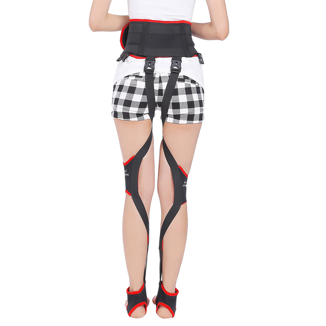 O/X-type legs correction strap available all day Leg Posture Corrector Effective physical therapy bandage for Leg For Men Women