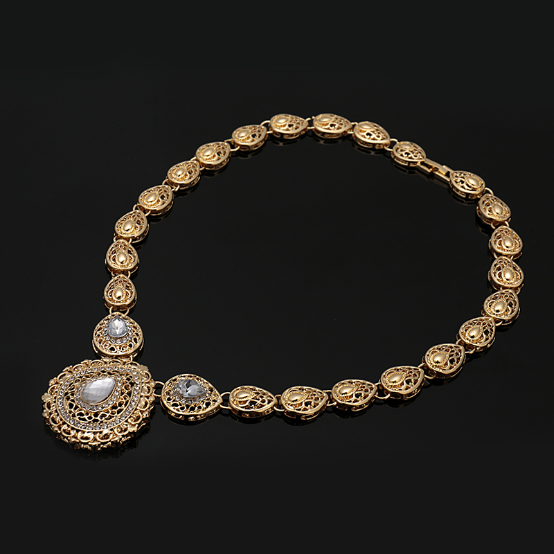 Fani African Beads Jewelry Set for Women