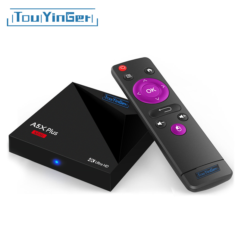 Touyinger Tv-Box Android 400-Channels Bluetooth Quad-Core A5x Plus Support HDMI Z4 4K