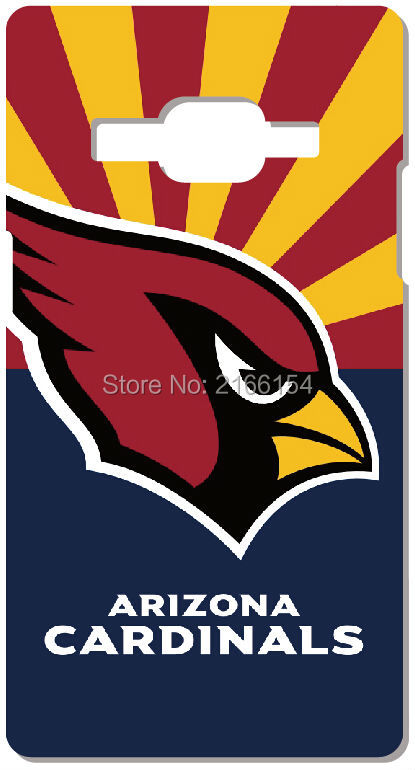 Arizona Cardinals Capa Cover For Samsung Galaxy Core G360 G350 A3 A5 A7 A8 A9 E5 E7 J1 J3 J5 J7 Prime 2016 Cell Phone Case