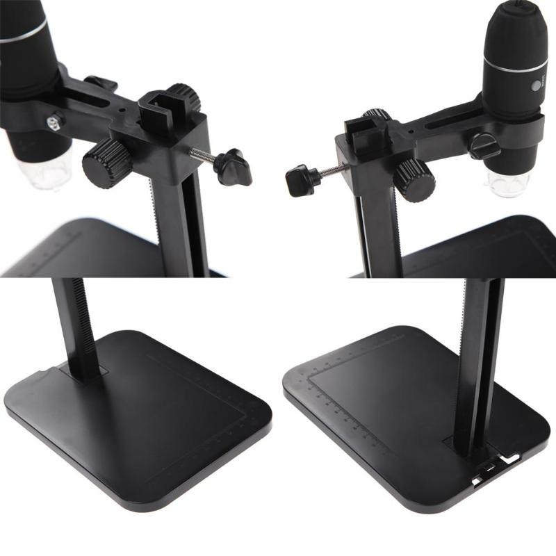 Профессиональный USB цифровой микроскоп 1000X800X8 светодиодный 2MP электронный микроскоп Эндоскоп увеличительная камера лупа + подъемная подста...