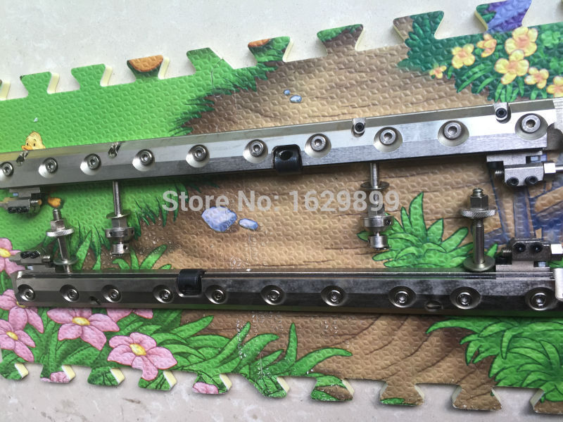 HIGH QUALITY 1 set Quick Action Plate Clamp for GTO52 heidelberg machine gto52 printing spare parts high quality r200 feeder clutch roland 200 printing machine compatible parts