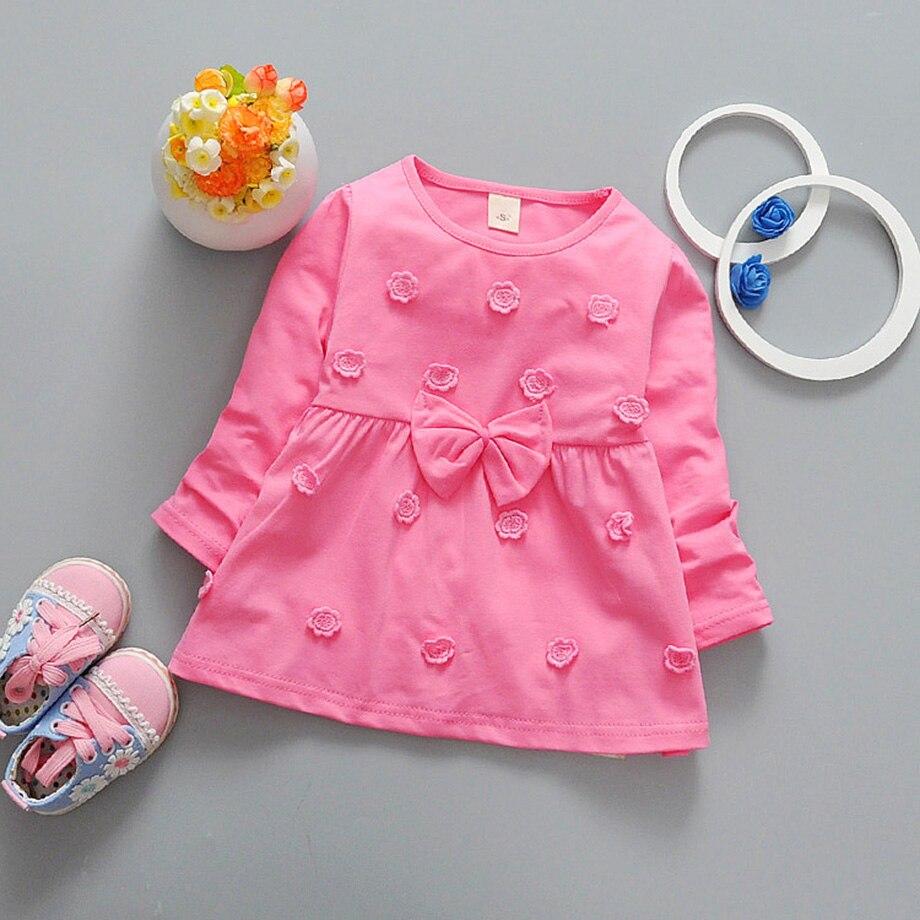 Startist-Dresses-For-Girls-Full-Length-Vestido-Infantil-Flower-Embroidery-Baby-Girls-Dress-Spring-Bow-Baby-Girl-Clothes-3