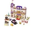1676Pcs Heartlake Grand Hotel Friends Building Blocks Bricks Compatible Legoings Girls kids DIY toys Birthday gifts