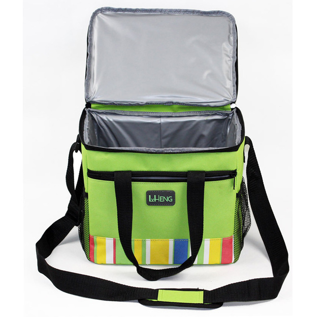 Portable Insulate Lunch Box Cooler Lunch Box Bag Tote Polyester Lunch Bag  Thermal Food Picnic Lunch Bags for Women Kids Men