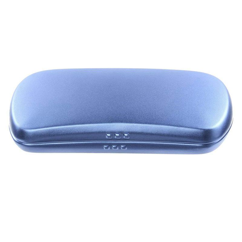 Aluminum Glasses Case Hard Shell Spectacles Box For Small And Medium Frames