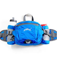 AONIJIE Men/Women Multifunction Nylon Sport Phone Waist Bags Hiking Bag Outdoor Sport Camping Mountaineering Travel Kettle Waist