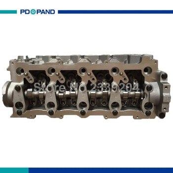 D4EA Completa Montagem da cabeça do cilindro do motor/Assy 2210027901 2210027000 PARA CARENS II/III CERATO SPORTAGE LOTZE Saloon CEE