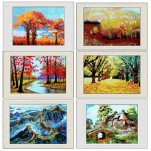 Suzhou Classical Embroidery Chinese traditional embroidery Embroidery finished /Home decoration painting Cross stitch painting
