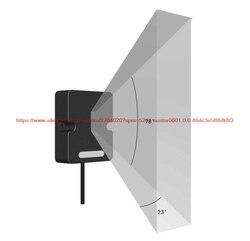 FMK24E5100/FMK24E5110 FMK24-E serii kuchenka mikrofalowa  począwszy Radar w paśmie 24GHz czujnik radarowy bariery podłogi garaż bezpieczeństwo