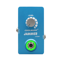 Coolmusic 10mins Unlimited Recording Looper Guitar Effects Pedal Bass Pedal