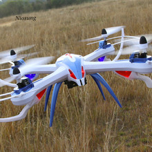 Niosung Hot 1PC Jjrc H16-2 6-axis 360 Spotlight 2.4GHz RC quadcopter camera 2mp RTF Drone Toy