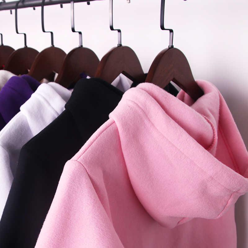 NANSHA Брендовые мужские толстовки с капюшоном Кофты мужские/женские теплые толстовки Pollover зимние толстовки повседневные корейские худи