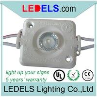 12 v 1.6 w 120 lumens de alta potência led backlight módulo para caixa de luz de iluminação  led para caixa de luz  à prova d' água  desenvolvido pela osram