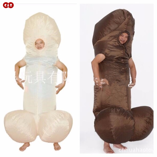 C&Z Creative toy action figure huge bird air doll aerated costume clothing PVC inflatable material mascot cosplay party clothes