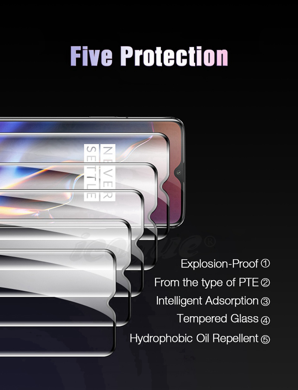 6D Glass for Huawei Honor 10 Lite 9 8X 8C View 20 Nova 3 3i 4 Screen Protector 5D Tempered Glass for Huawei P20 Pro Mate 20 Lite (11)