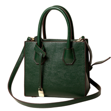 Luggage Bags - Handbags - 2017 Luxury Fashion Small Women Handbags Ladies Purse PU Leather Shoulder Crossbody Tote Bag Women Messenger Bag Bolsa Feminina