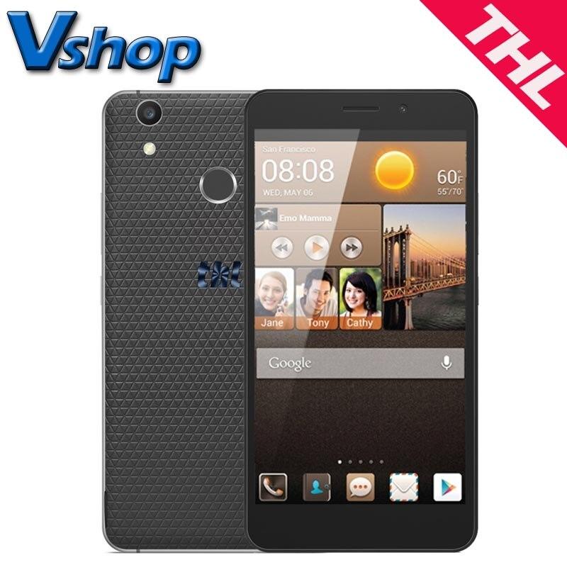 Original thl t9 plus 4g lte teléfono móvil del androide 6.0 2 gb ram 16 GB ROM M