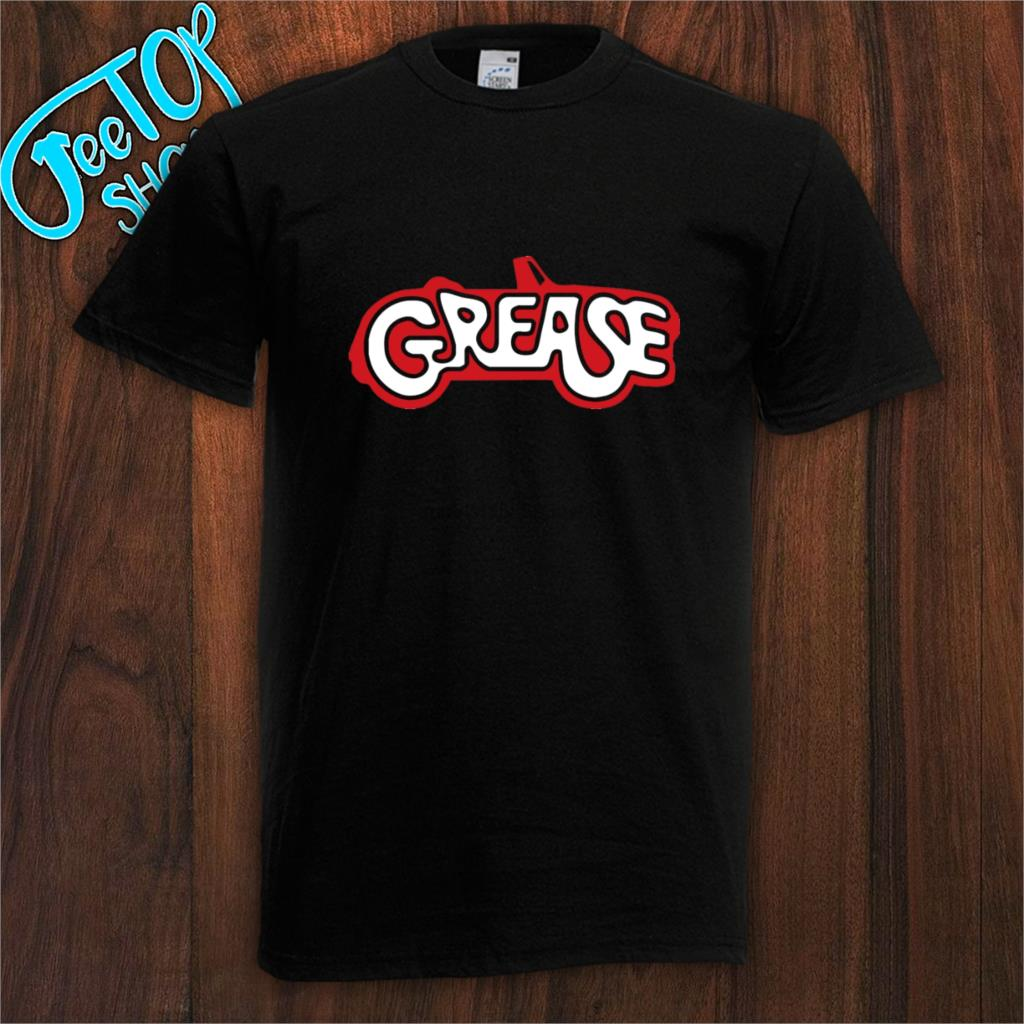 Grease Movie BEAUTY SCHOOL DROPOUT Licensed Adult Heather T-Shirt All Sizes