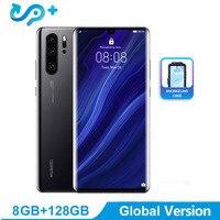 Глобальная версия huawei P30 Pro мобильного телефона 6,47 дюймов OLED экран FHD + безрамочный экран 2340*1080 пикселей Экран смартфон Поддержка NFC OTG gps Android 9