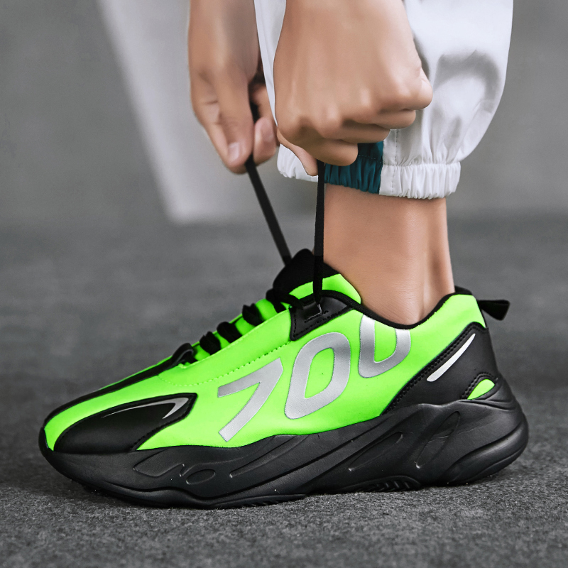 Official Original Classic Men Authentic Air Cushion Ultra Run Dad Sneaker Triple S Ins Outdoor Sport 700 Cali Boost Sta Shoes