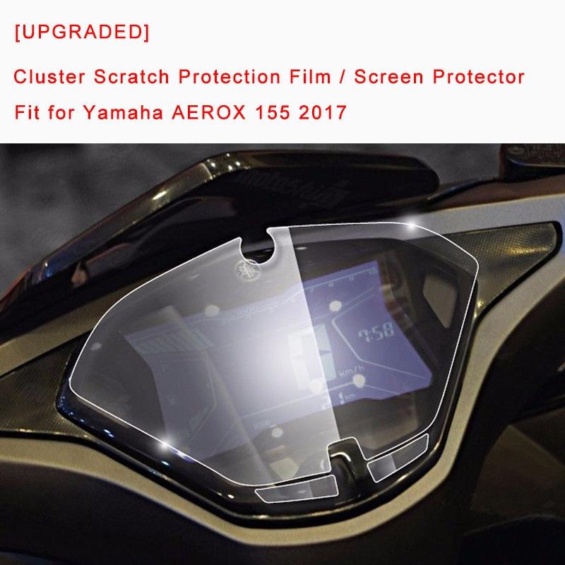 Бесплатная доставка для YAMAHA гут 155 2017 кластера Скреста-защитная пленка протектор экрана синий свет взрывозащищенный Новый