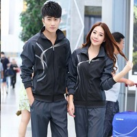 tracksuits for couples mens sweat suits zip sweatshirt & sweatpants jogging sporing suits track suits 2 piece set couple outfit