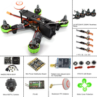 LHI RC Drone With 600tvl HD Camera Fpv 5 8G 6 Axis Remote Control Helicopter Quadcopter