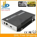 DHL Frete Grátis HDMI H.264 Codificador/Codificador IPTV/HDMI Para IP Encoder/HDMI Para RTSP RTMP Codificador