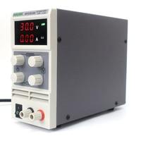 Wanptek KPS3010D 30V 10A AC110V 220V Adjustable High Precision Double Display Mini Switch DC Power Supply