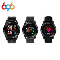 696 SPORT Bluetooth HD Smart Watch Android iOS Heart Rate Monitor IP67 Multi dial Amazing Watch for Android iOS