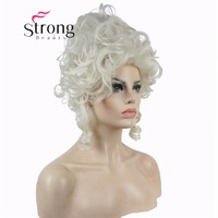 StrongBeauty Marie Antoinette Wig Women Synthetic Cosplay Hair Wigs