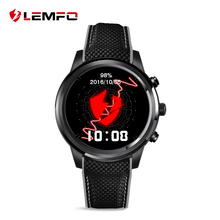 LEMFO LEM5 Android 5.1 1GB / 8 GB Smart Watch MTK6580 Bluetooth del teléfono Smartwatch GPS WIfi