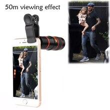 Obiektyw Uniwersalny 8x Zoom Optyczny