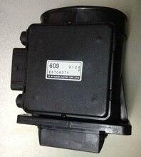 1 pc original air flow meters 90% nova md172609 md183609 e5t06071 apto para mitsubishi pajero v31/v32/v33/v43 4g64