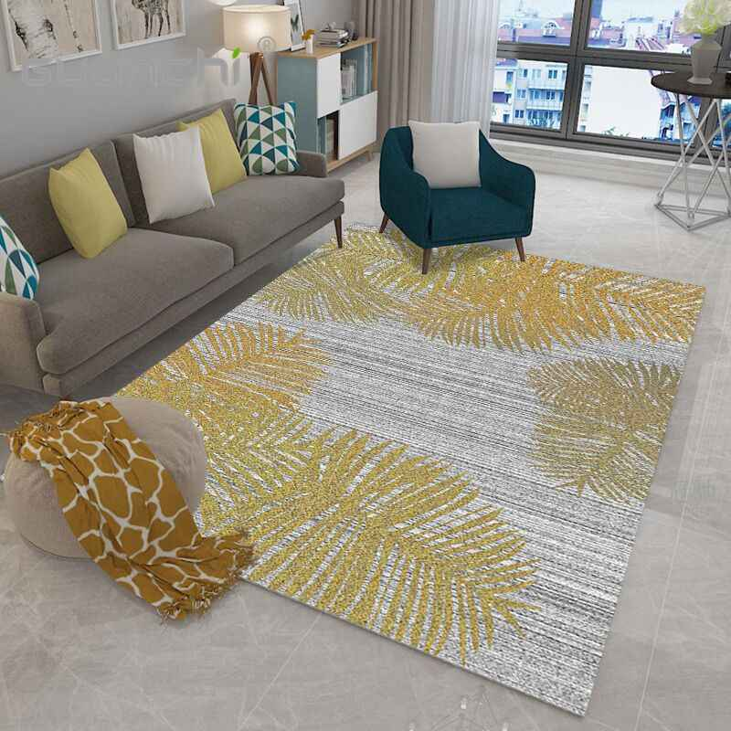 High Quality Abstract Art Carpets For Living Room Bedroom Anti