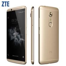Original ZTE Axon 7 A2017 Cell Phone font b 4GB b font RAM 64 128GB ROM