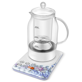 Electric kettle Multi-function boiled teapot tea and water glass miniature health pot fully automatic