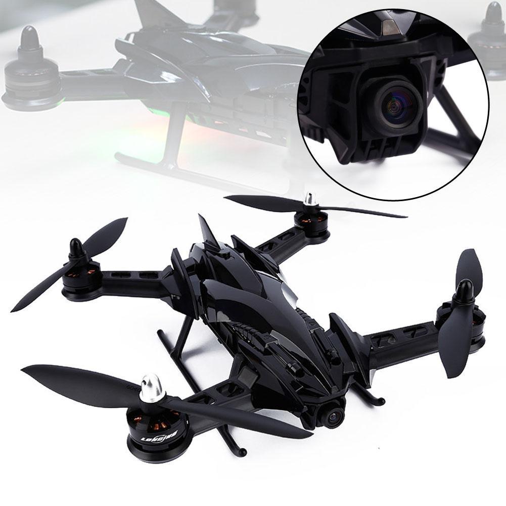 Longing LY-250 250mm Wheelbase 2.4Ghz FPV <font><b>Dark</b></font> Knight Racing Quadcopter Black A676