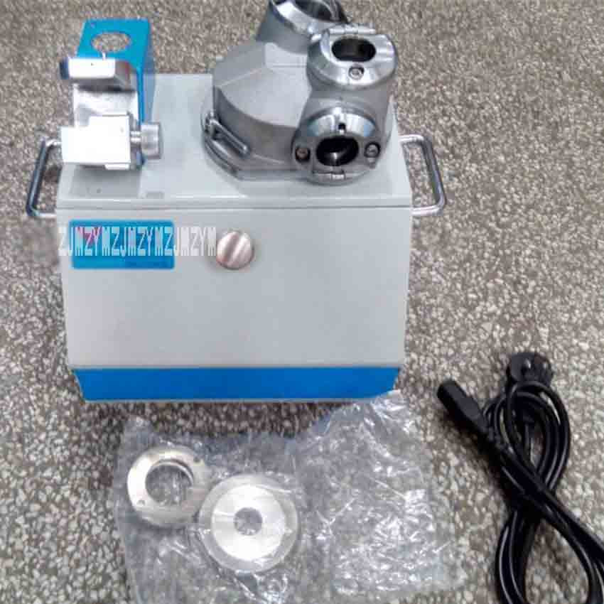 New XY313 Milling Cutter Grinding Machine 220V 450W 5300PRM Automatic Milling Cutter Universal Grinding Machine Diameter 4-13mm