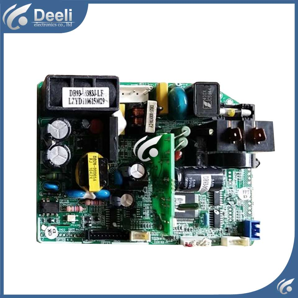 good working for air conditioning Computer board DB93-08383J-LF circuit board used original for air conditioning computer board control board gal0902gk 01 gal0403gk 0101 used good working
