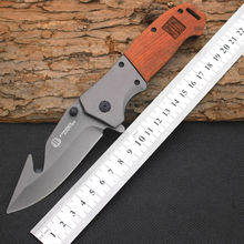 New Survival Knife 5CR13 Steel Blade Strider Pocket Folding Knife Hunting Tactical Knives Camping Outdoor EDC Tools y52