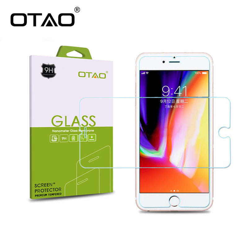 Tempered Glass Screen Protector Film For Apple iphone S C SE HD