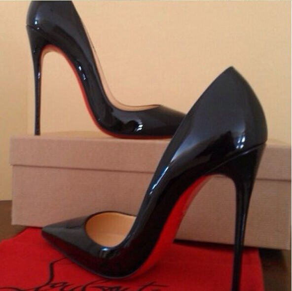 2bf88cc1838d buy black shoes with red soles black red sole heels