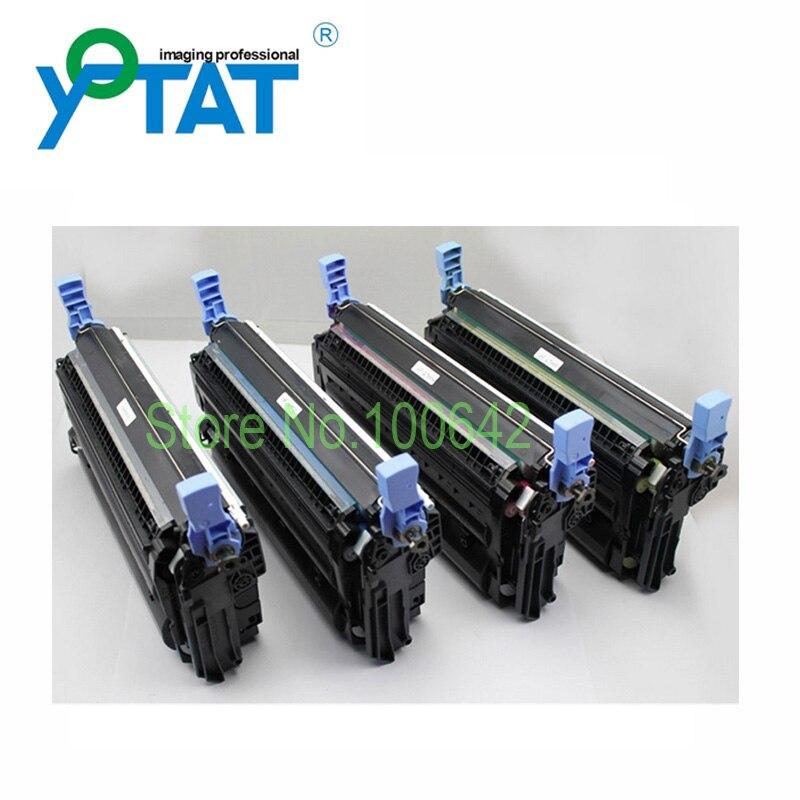 Color tonerkartusche q6470a q7581a q7582a q7583a für hp color laserjet cp3505, cp3505n,...