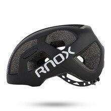RNOX Ciclismo Casco Ultraligero carretera de Montaña Bicicleta de adulto Casco Profesional casco de Bicicleta de Carreras envío libre